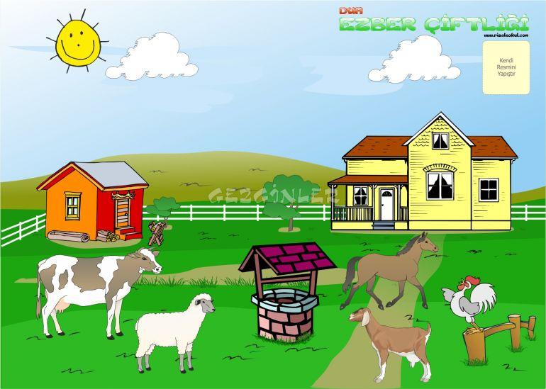 Yaş dua ezber çiftliği ekran görüntüleri