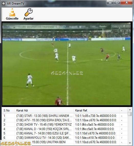 AR DreamBOX TV Live Ekran Görüntüleri