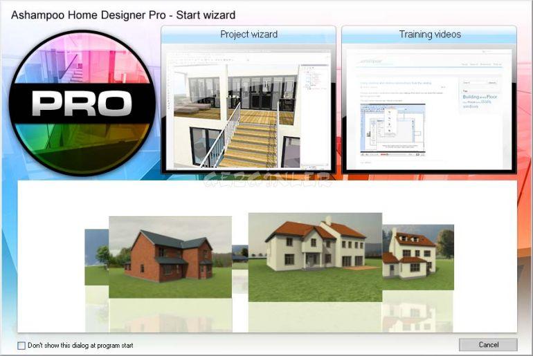 ashampoo home designer pro ekran g r nt s gezginler. Black Bedroom Furniture Sets. Home Design Ideas
