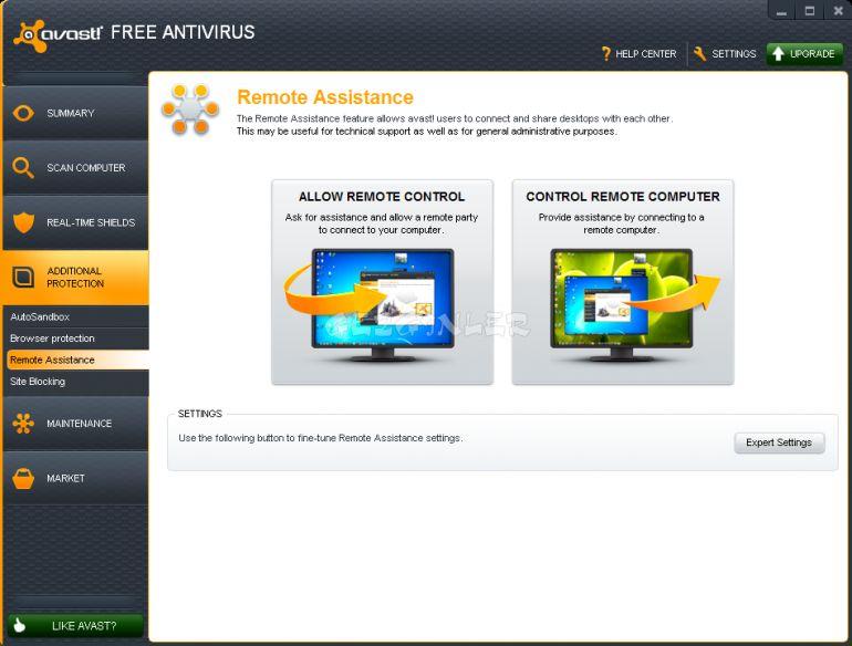 Avast Free Antivirus Ekran G 246 R 252 Nt 252 S 252 Gezginler