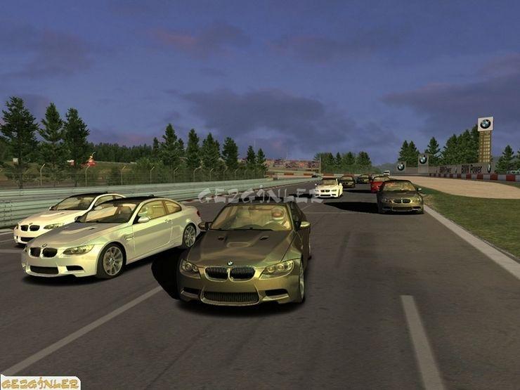 BMW M3 Challenge Ekran Görüntüleri