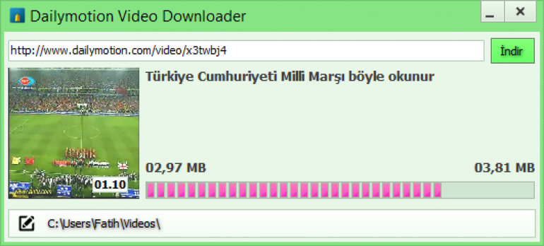 how to download video from dailymotion free