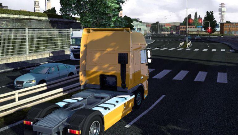Euro truck simulator ekran görüntüleri