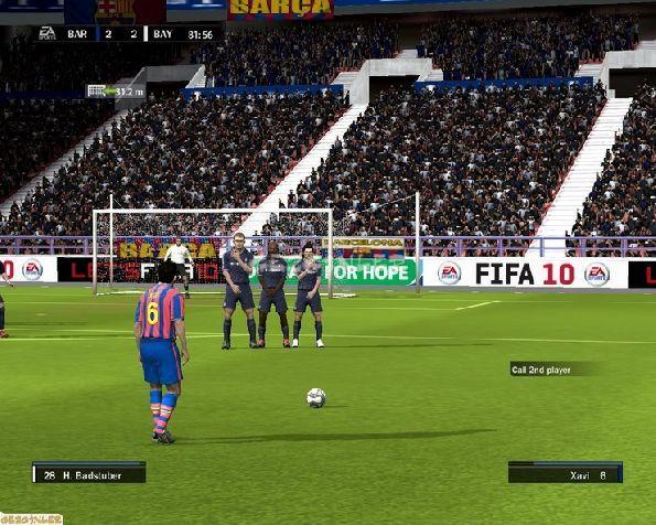 Fifa 2010 Ekran Görüntüleri