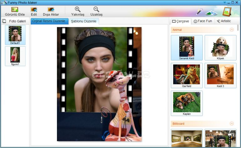 funny photo maker funny photo maker helps edit photos with 300 ...