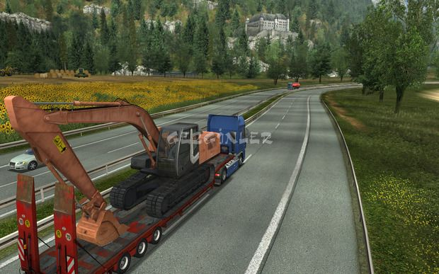Euro truck sim 2 demo crack