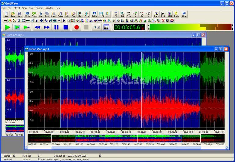 GoldWave Audio Editor 5.58 Pro Kini Bisa Anda Dapatkan Secara Gratis!