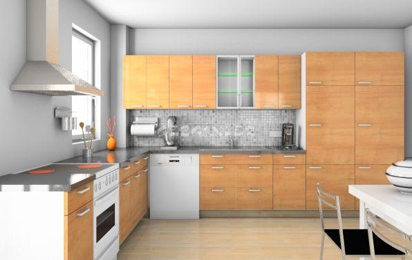 Kitchendraw mutfak ve banyo izim program ekran for Kitchendraw 6 5