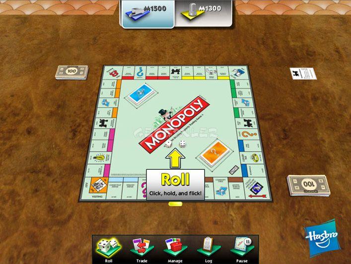 Monopoly Ekran Görüntüsü - Gezginler
