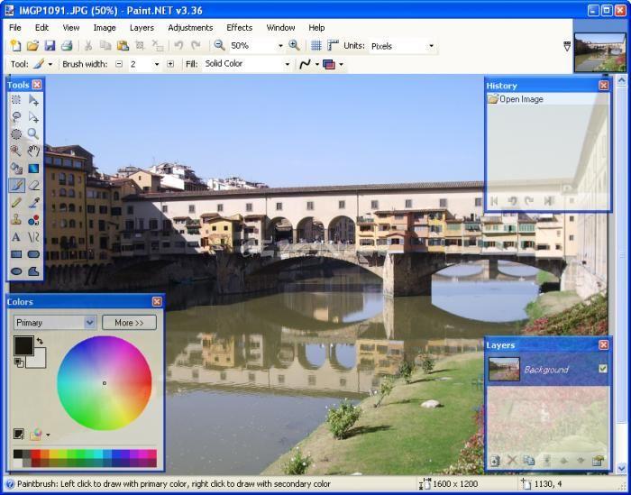 Paint Net Ekran G 246 R 252 Nt 252 S 252 Gezginler