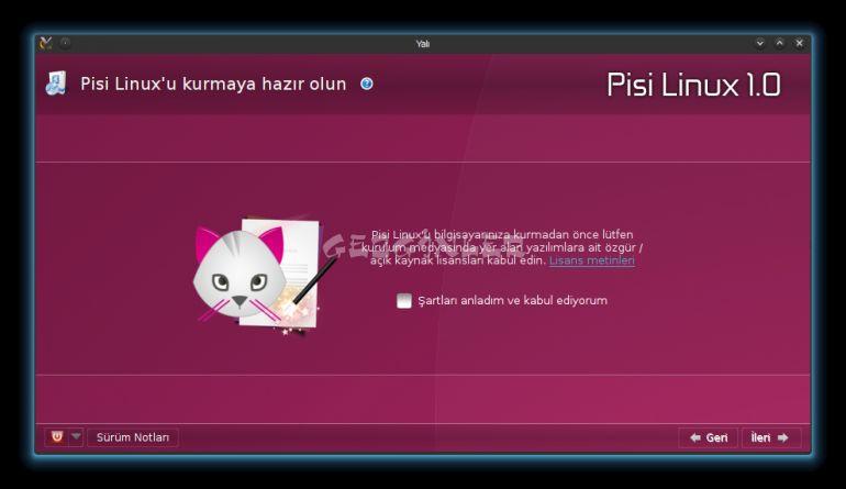 Pisi Linux Ekran G 246 R 252 Nt 252 S 252 Gezginler