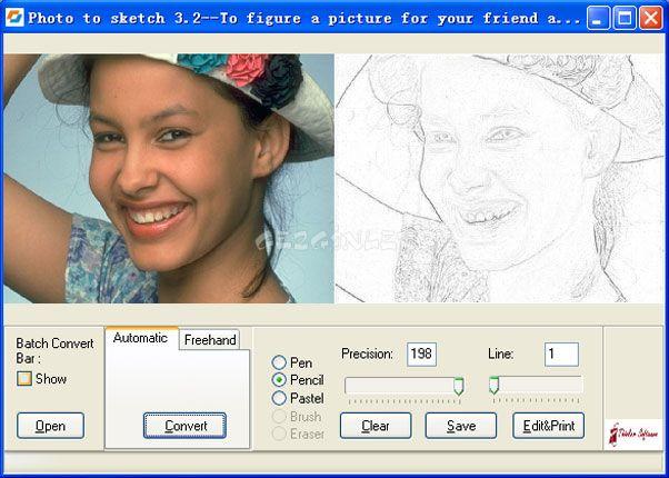 Sketch master ekran görüntüleri