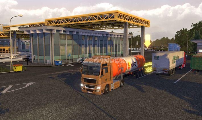 Trucks & Trailers Ekran Görüntüsü - Gezginler