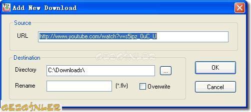 Youtube Video Downloader Ekran G 246 R 252 Nt 252 S 252 Gezginler