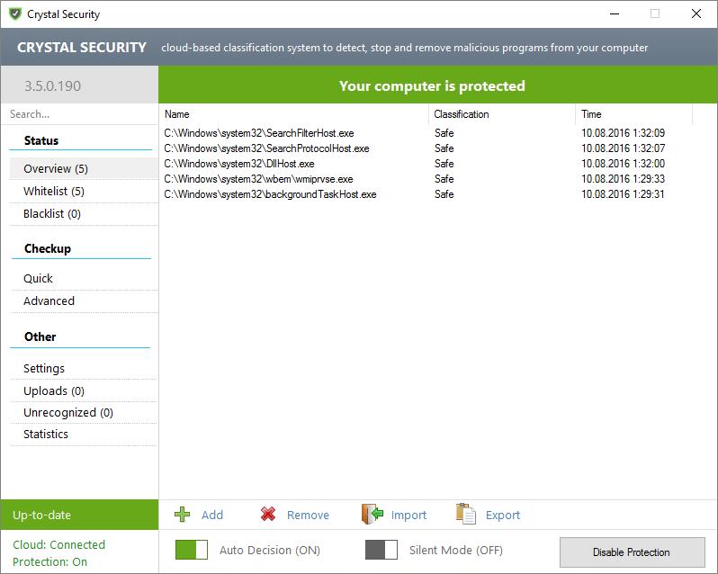 Crystal Security Ekran G 246 R 252 Nt 252 S 252 Gezginler