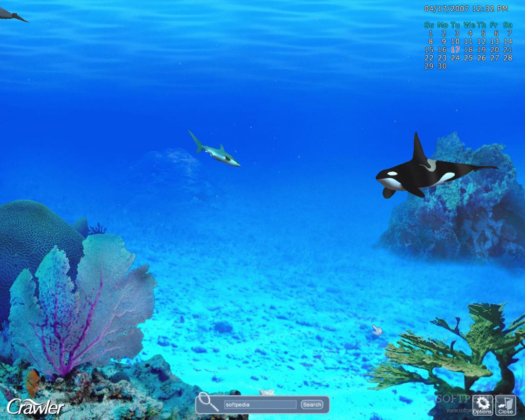Free 3D Marine Screensaver indir