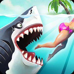 Hungry Shark World PC (BlueStacks) indir