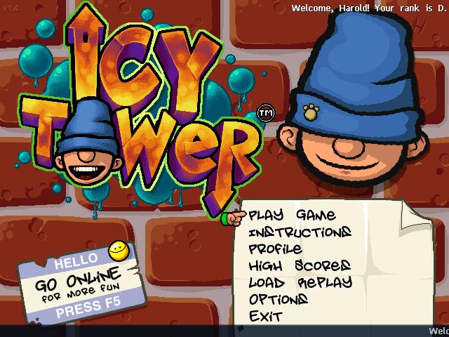 Icy Tower Karakterleri indir