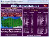 T�rkiye Haritas�