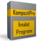 KomozitPro Kompozit Cephe İmalat Çizim ve Optimizasyon Programı indir