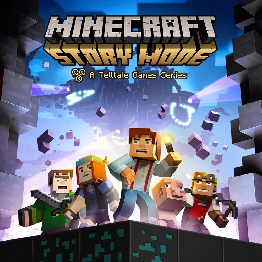 Minecraft: Story Mode Episode 1 indir