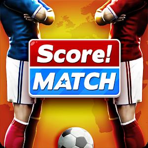 Score! Match PC (BlueStacks) indir