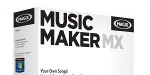 MAGIX Music Maker MX Ekran Görüntüsü