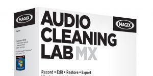 MAGIX Audio Cleaning Lab MX  Ekran Görüntüsü