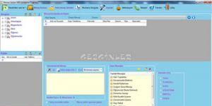 Mercan Yazılım SMS Programı Ekran Görüntüsü