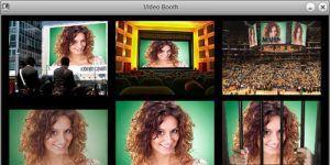 Video Booth Ekran Görüntüsü