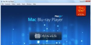 Macgo Windows Blu-ray Player Ekran Görüntüsü