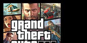 GTA IV Başlık Güncelleme Ekran Görüntüsü