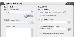 007 DVD Copy Ekran Görüntüsü