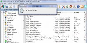 SIW System Information for Windows Ekran Görüntüsü