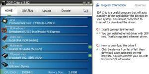 3DP Chip Ekran Görüntüsü