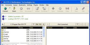 3D-FTP Ekran Görüntüsü