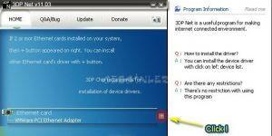 3DP Net Ekran Görüntüsü