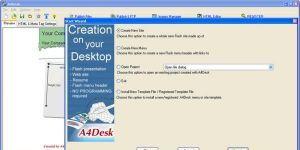 A4desk Ekran Görüntüsü
