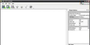 ABC 3GP Converter Ekran Görüntüsü