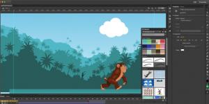Adobe Animate CC Ekran Görüntüsü
