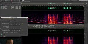 Adobe Audition Ekran Görüntüsü