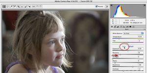 Adobe Camera Raw Ekran G�r�nt�s�