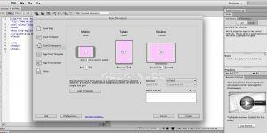 Adobe Dreamweaver Ekran Görüntüsü