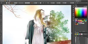 Adobe Illustrator Ekran Görüntüsü