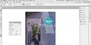 Adobe InDesign Ekran Görüntüsü