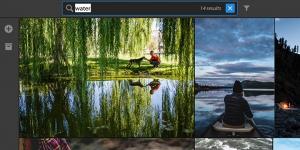 Adobe Photoshop Lightroom Ekran Görüntüsü