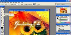 Adobe PhotoShop Ekran Görüntüsü