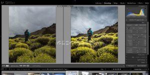 Adobe Photoshop Lightroom Classic Ekran Görüntüsü