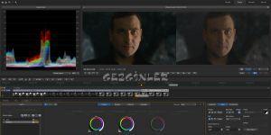 Adobe SpeedGrade Ekran Görüntüsü