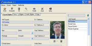 AdresBank Ekran Görüntüsü
